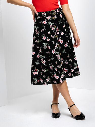 Floral Delight Skirt
